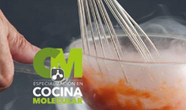 Curso corto – Cocina molecular