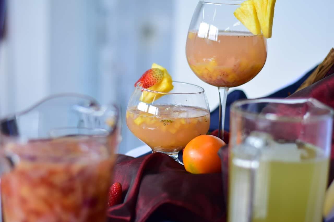 Las bebidas de  moda en fiestas de Quito