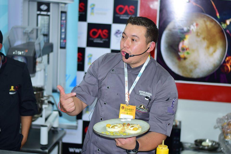 Curso de cocina en Quito